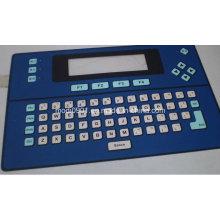 Professional Manufacturer Custom Prototype Membrane Keyboard