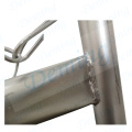 Canada Hot Dip Galvanized Removable Fence Hot Sale