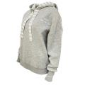 Wholesale Custom Logo Long Sleeve Personalized Soild Women Custom Hoodie