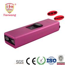 Miniatur-Elektroschocker mit Taschenlampe Billig (TW-1502)