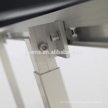 Abra los soportes de montaje solares Soporte de ángulo ajustable