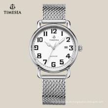Luxus-Edelstahl-Armband-Uhr, Geschäfts-Uhr der Männer 72168