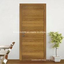 Veneer Design Interior Flush Wood Door