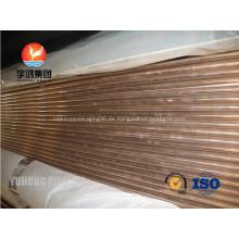 Kupfer-Nickel-Rohre und Rohre ASTM B111 C70600