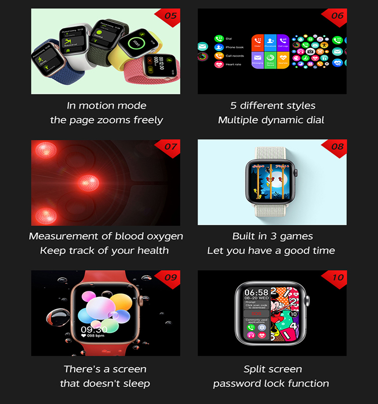 smart watches for iphone