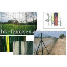 Clôture de jardin vert clôture euro clôture holland clôture