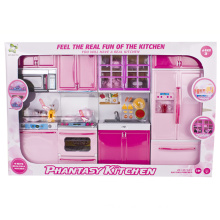 Juguete eléctrico fingir juguete set conjunto de cocina para niñas (h9632129)