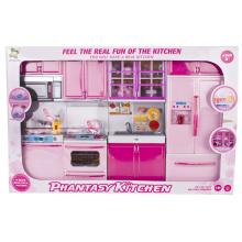 Elétrico brinquedo fingir brincar conjunto de cozinha conjunto de brinquedos para meninas (h9632129)