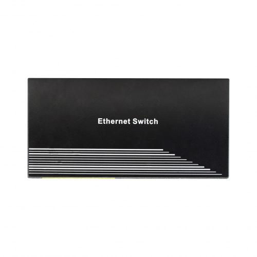 Fast Ethernet Switch avec 4 sorties POE