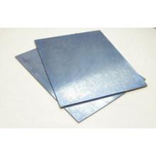 Pure Wolfram-Platte für Hitzeschild / -Hochreine Wolframplatte für Vakuumofen