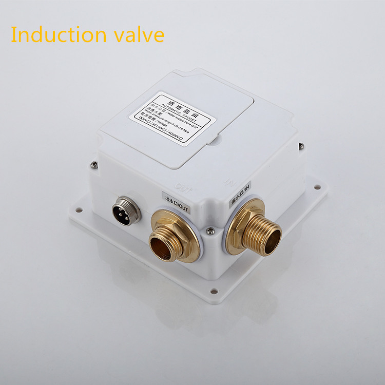 Induction valve
