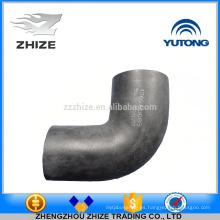 Pieza de autobús 1303-00063 Manguera de caucho de ángulo recto para Yutong ZK6760DAA
