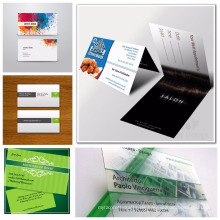 Werbe-Transparente Visitenkarten