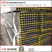 40mmx40mmx1.35 Square Steel Pipe for Structure Building Exported Korea