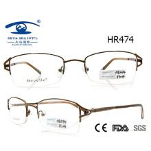 Quadro de óculos de meia-meia de estilo mais novo (HR474)