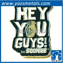 custom high quality the goonies Hey You Guys! sloth pin badge