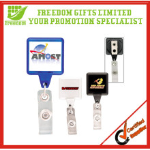 Promotional Customized Retractable Badge Holder