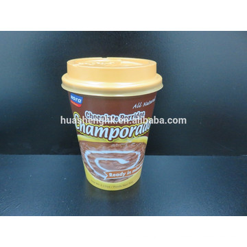 FDA Standard Best Selling Double Wall 400ml Coffee Disposable Paper Cup