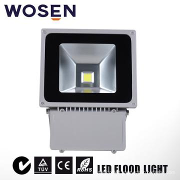 High Power COB Bridgelux 120lm/W 100W LED Flood Light