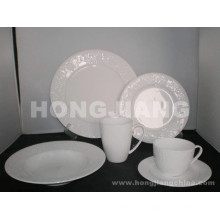 Juego de cena de hueso China (HJ068012)