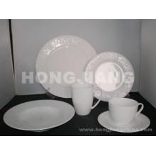 Set de cena de hueso de China (HJ068012)