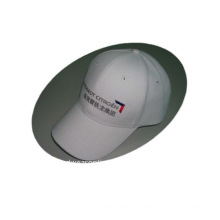 embroidery sports cap with metal bulck