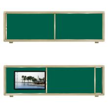 Magnetic Sliding Writing Board/Sliding Chalk Board