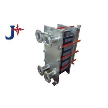 Intercambiador de calor de placas desmontable Alfa Laval M10 para procesamiento de alimentos y bebidas