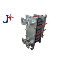 Alfa Laval M10 Detachable Plate Heat Exchanger for Food and Beverage Processing