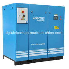etc Oil Free Rotary Tooth VSD screw Air Compressor (KD55-13ET) (INV)