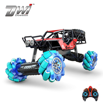 DWI 4wd high speed climbing rock rc car 1/10 scale with usb