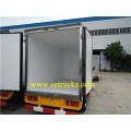 JMC 0.5-2.5 TON Light Duty Refrigerated Trucks