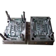 Moldeo por inyección profesional / Prototipo / molde de plástico en China (LW-03665)