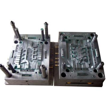 Moldeo por inyección precioso / Prototipo rápido / Molde plástico (LW-03671)