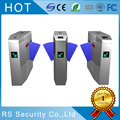 Access Control System Optical Turnstiles Wing Barrier