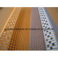 PVC Corner Bead Under Window-Sill Profile with Mesh
