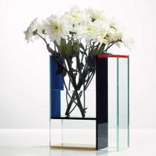 Kundenspezifischer Acryl Vase Display Halter