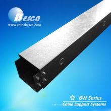 Wireway pré galvanizado com UL listado (ISO9001 autorizado fábrica)