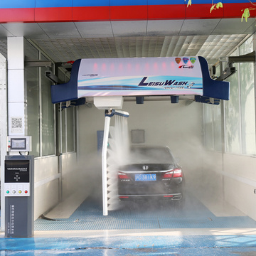 Laser 360 car wash touchless للبيع