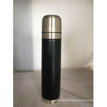 750ml Double Wall Stainless Steel Vacuum Flask, Bullet Flask