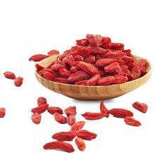 Baya roja de Ningxia seca orgánica para cocinar