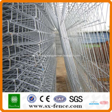 Roll Top Mesh Panel Fencing