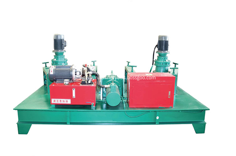 CNC Automatic Rail Steel Bending Machine