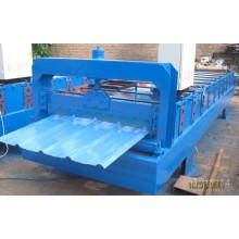 Machine de formage de rouleaux de panneaux de toit en acier de couleur