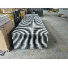Grade do assoalho da grade da fibra de vidro de Bell