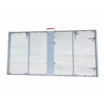 5000nits Semi Outdoor Transparentes LED-Display