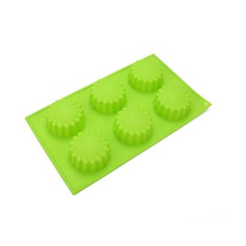 Custom Silicone Mold Ice Freezer cetakan Mooncake Lucu
