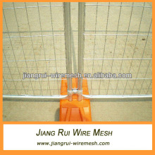 hot dipped galvanized road barricade fence (China manufacturer)