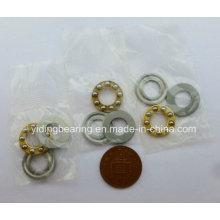 High Quality Inch Size Miniature Thrust Ball Bearing F6-14m