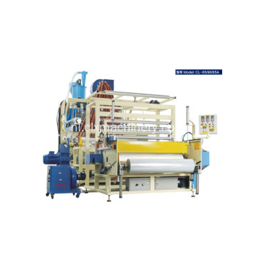 1000 mm LLDPE rekfoliemachines